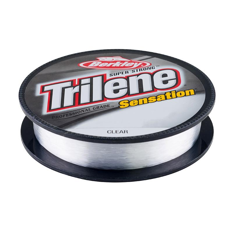 Berkley Trilene Sensation Monofilament Line Clear Filler Spool