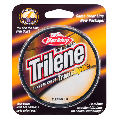 Berkley Trilene Transoptic Monofilament Line