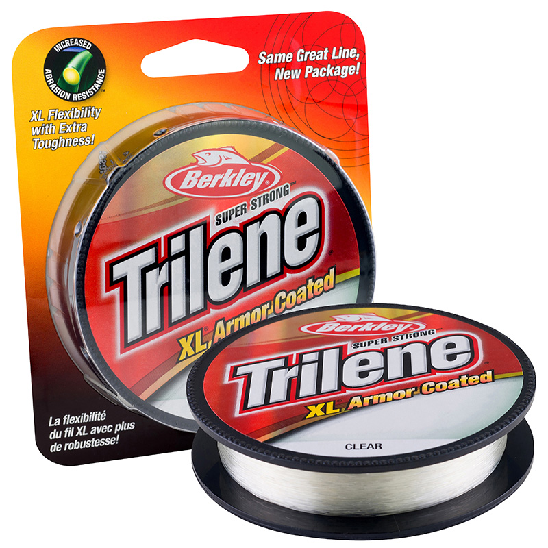 Berkley Trilene Xl Armor Coated Mono Filler Spool