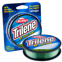 Berkley Trilene Xt Extra Tough Mono Low Vis Green