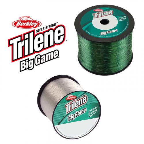 Berkley Triline Big Game Mono 1lb Bulk Spool