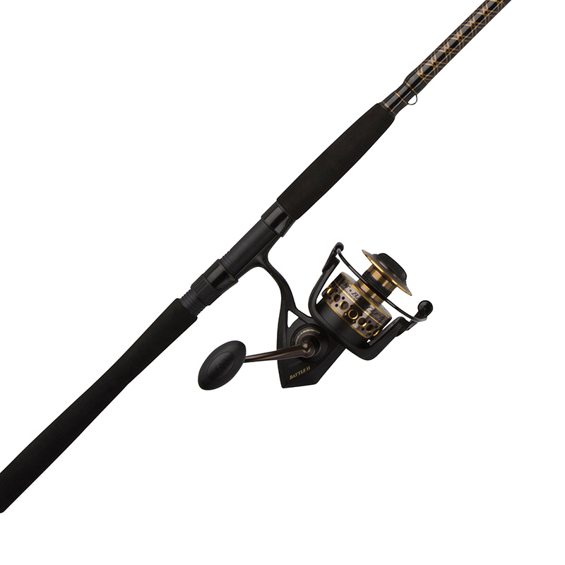 Penn Battle Ii Spinning Combo Roy S Bait And Tackle