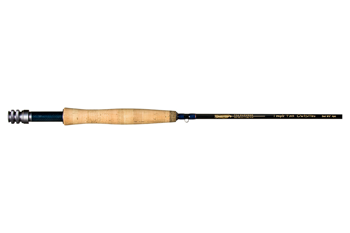 TFO Clouser Series Fly Fishing Rod TF 05 90 4 C