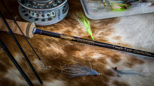 TFO Clouser Series Fly Rod