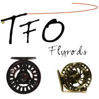 TFO Fly Reels