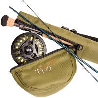 TFO Mini Mag Fly Fishing Combo