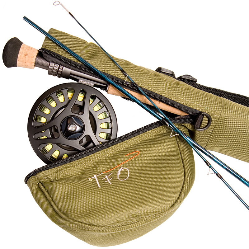 TFO Mini Mag Fly Fishing Combo