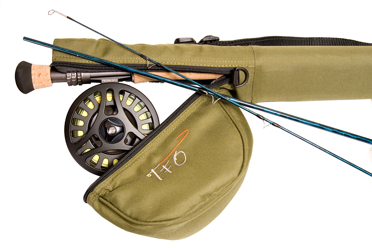 TFO Mini Mag Fly Fishing Combo TF Mini 810 Kit Prism 911