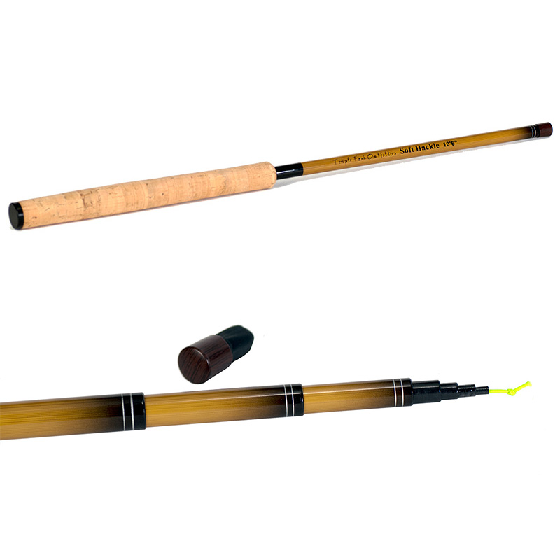 TFO Soft Hackle Tenkara Fly Rod