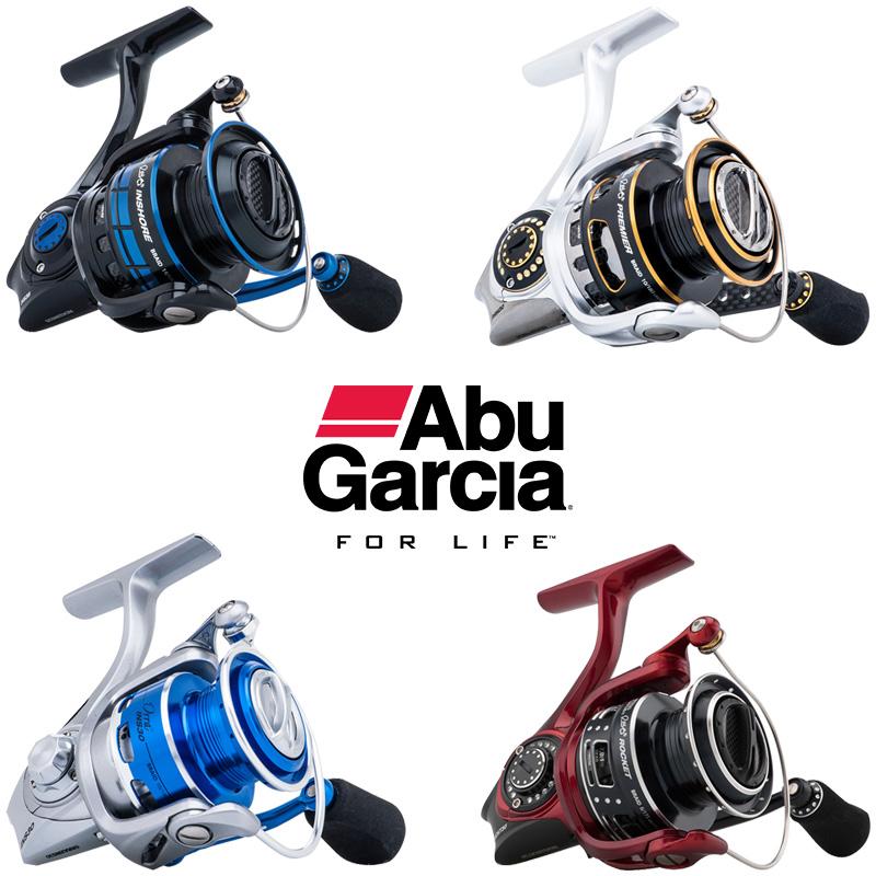 Abu Garcia Spinning Reels