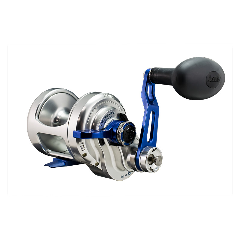 Accurate Boss Extreme Two Speed Baitcasting Reel Bx2-500bls