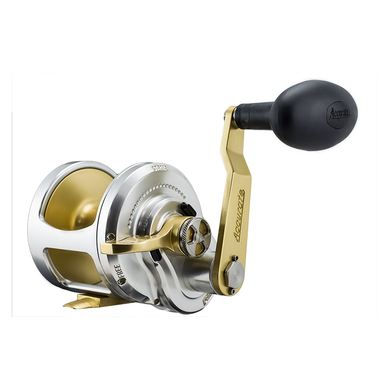 Accurate Fury Single Speed Baitcasting Reel Fx-600xgs