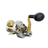 Accurate Fury Two Speed Baitcasting Reel Fx2-400gs