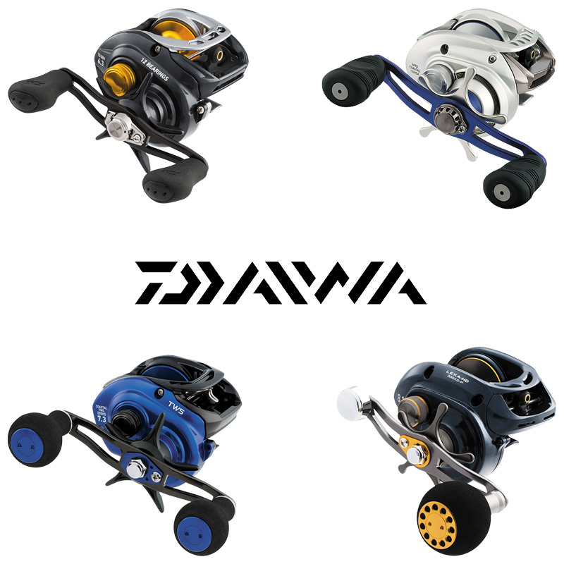 Daiwa Low Profile Reels