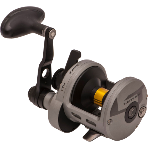 FIN-NOR LETHAL TWO SPEED LEVER DRAG REEL LTL20II