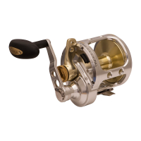 FIN-NOR MARQUESA SINGLE SPEED LEVER DRAG REEL MA50T