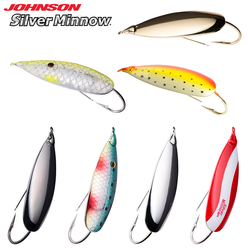 Johnson Silver Minnow