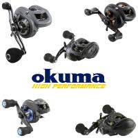 Okuma Low Profile Baitcasting Reels
