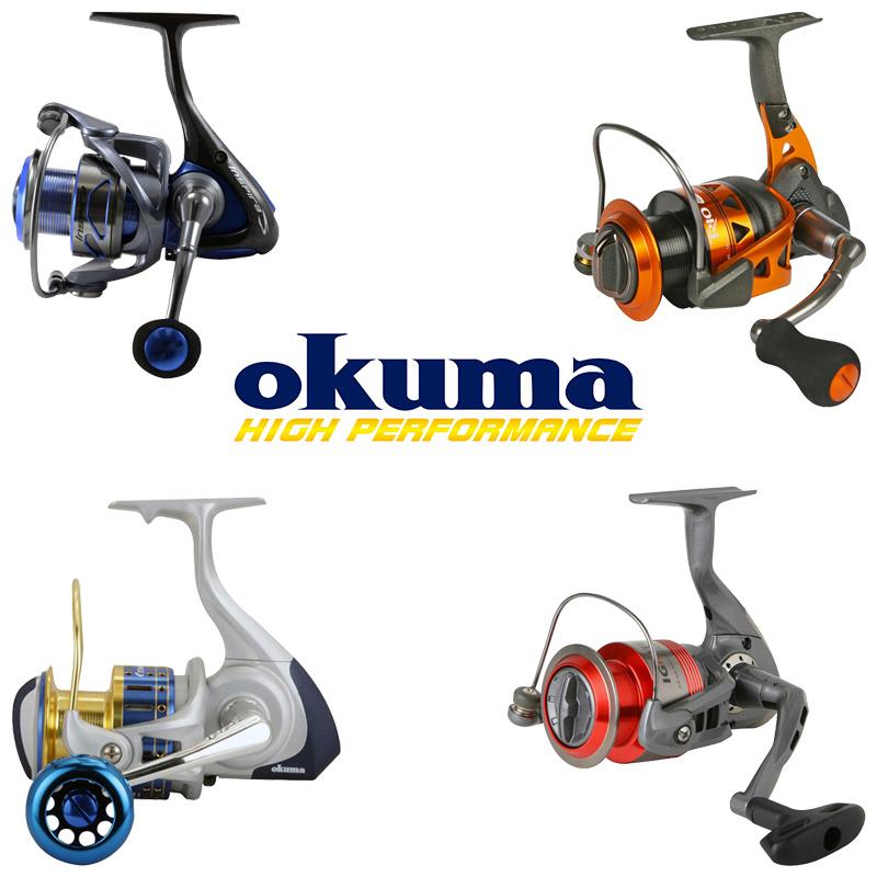 Okuma Spinning Reels