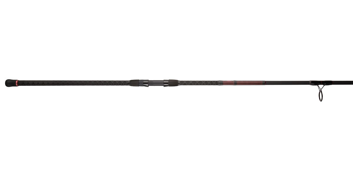 PENN PREVAIL SURF SPINNING ROD HANDLE D CLOSEUP
