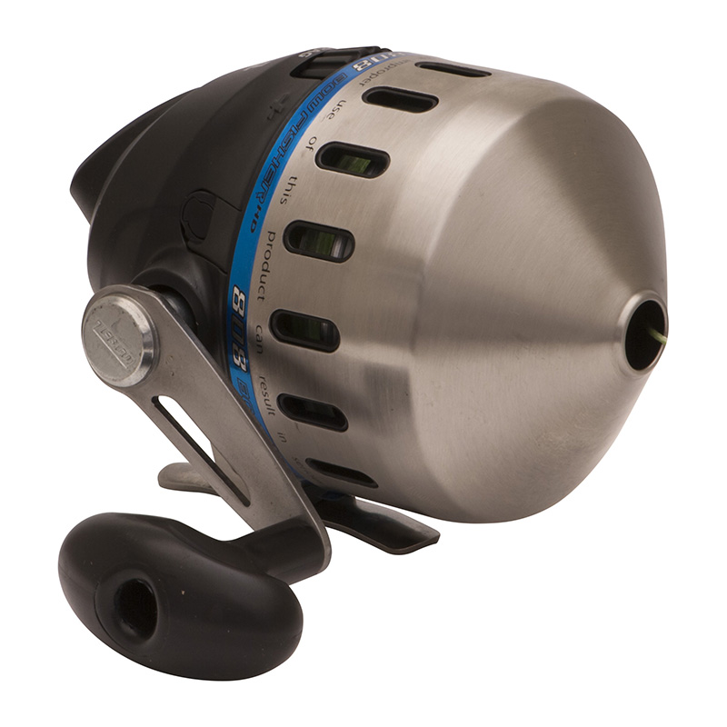 QUANTUM 808 BOWFISHER SPINCAST REEL 808HBOWHD