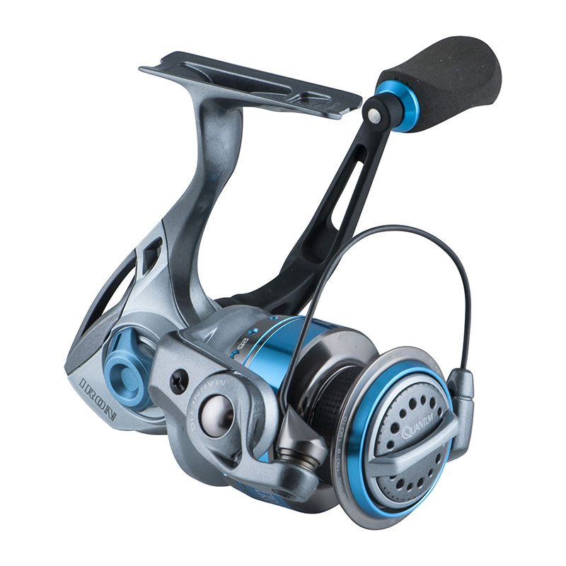 QUANTUM IRON SPINNING REEL IR25PTS