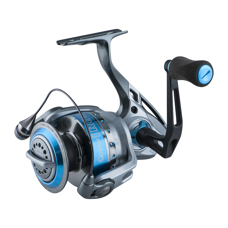 QUANTUM IRON SPINNING REEL IR50PTS