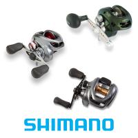 Shimano Low Profile Baitcasting Reels