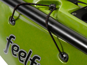 FEELFREE KAYAKS PADDLE KEEPER SYSTEM