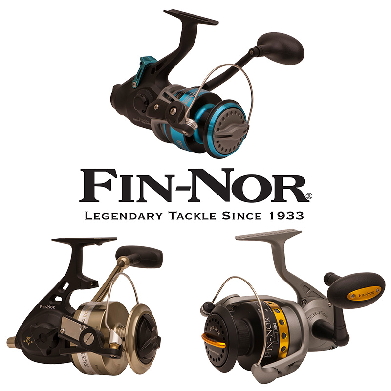 Fin-Nor Spinning Reels
