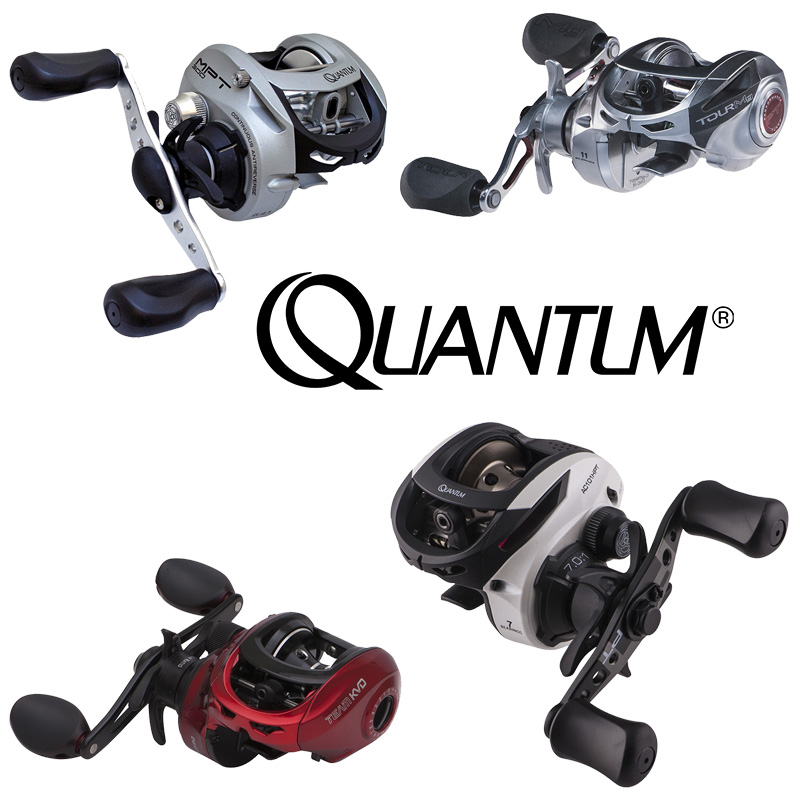 Quantum Low Profile Reels