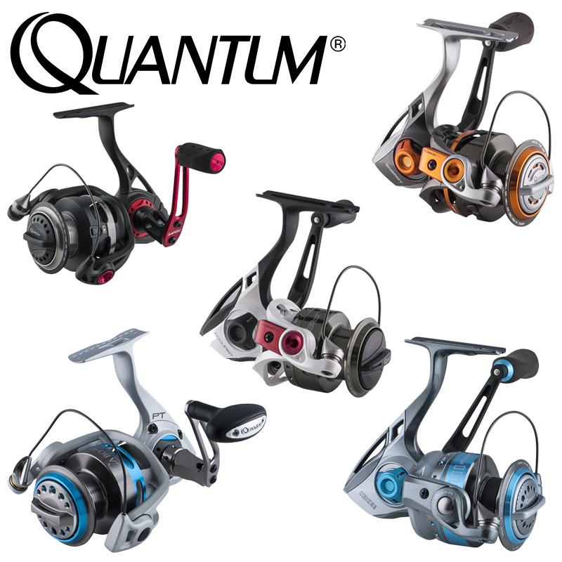 Quantum Spinning Reels