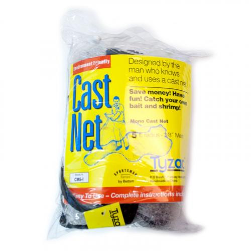 BETTS CAST NETS TYZAC MONO CAST NET