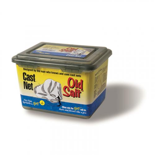 BETTS OLD SALT LEAD CAST NETS