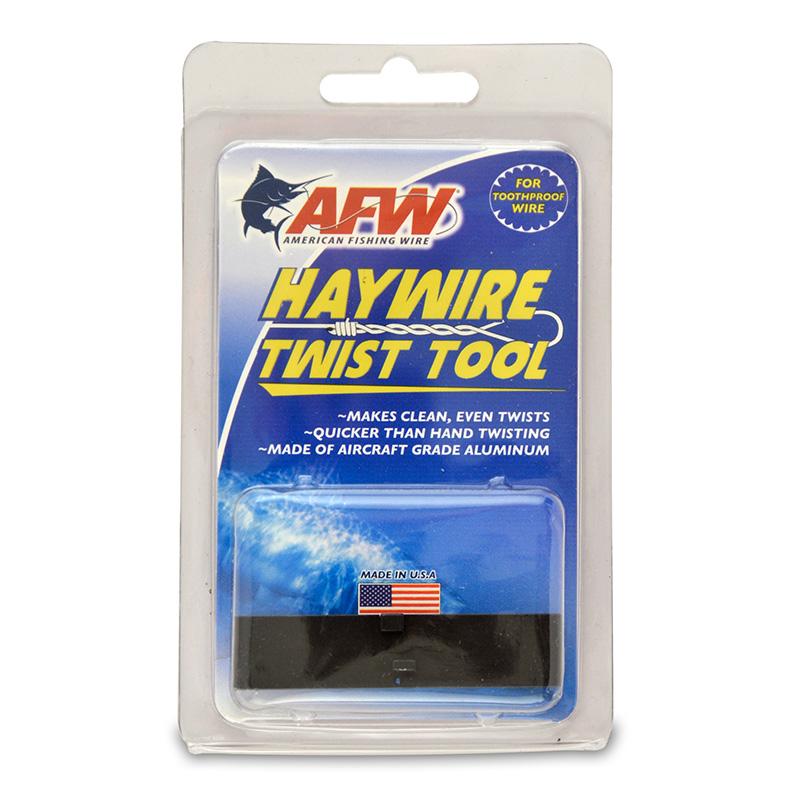 AMERICAN FISHING WIRE AFW HAYWIRE TWIST TOOL TPTWISTR1