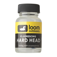 LOON OUTDOORS HARD HEAD FLY FINISH FLUORESCING