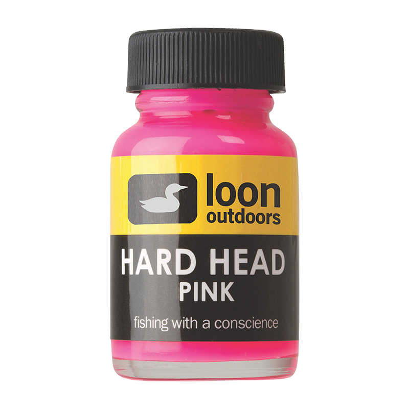 LOON OUTDOORS HARD HEAD FLY FINISH PINK