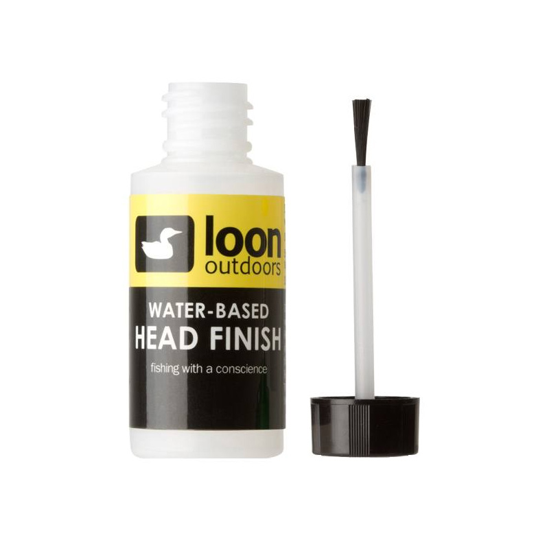 LOON OUTDOORS WB HEAD FINISH SYSTEM BRUSH