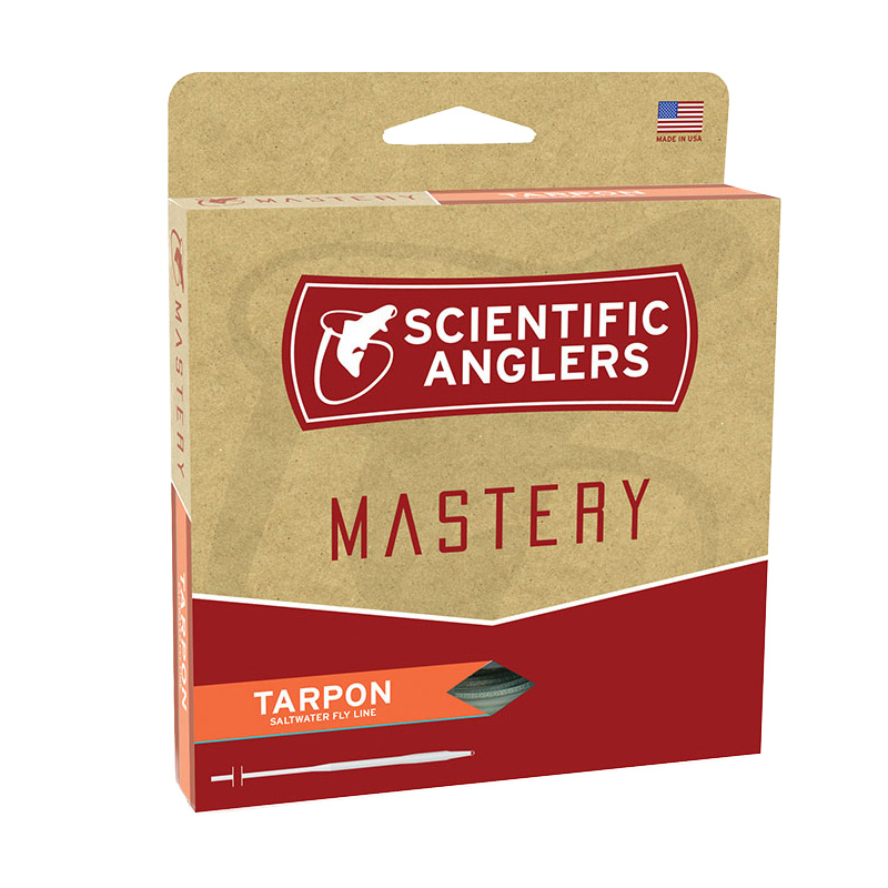 SCIENTIFIC ANGLERS MASTERY TARPON FLY LINE