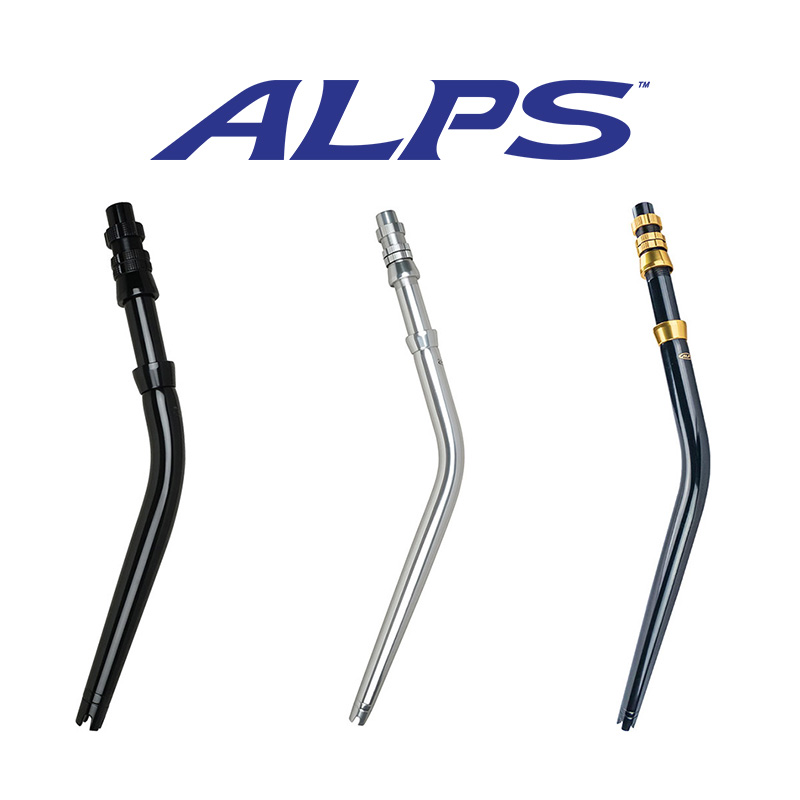 ALPS CURVED TROLLING BUTT ALUMINUM