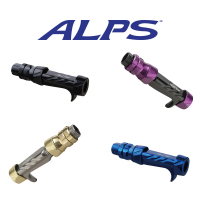 ALPS SINGLE TRIGGER ALUMINUM REEL SEATS
