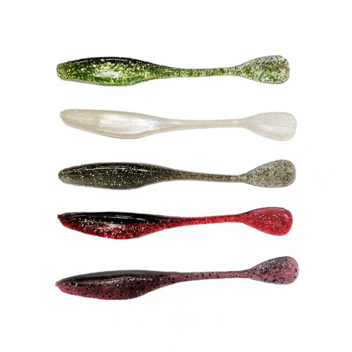 GAMBLER LURES 6 INCH FLAPPN SHAD NEW COLORS