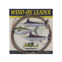 DIAMOND FISHING PRODUCTS WIND ON LEADER MONOFILAMENT