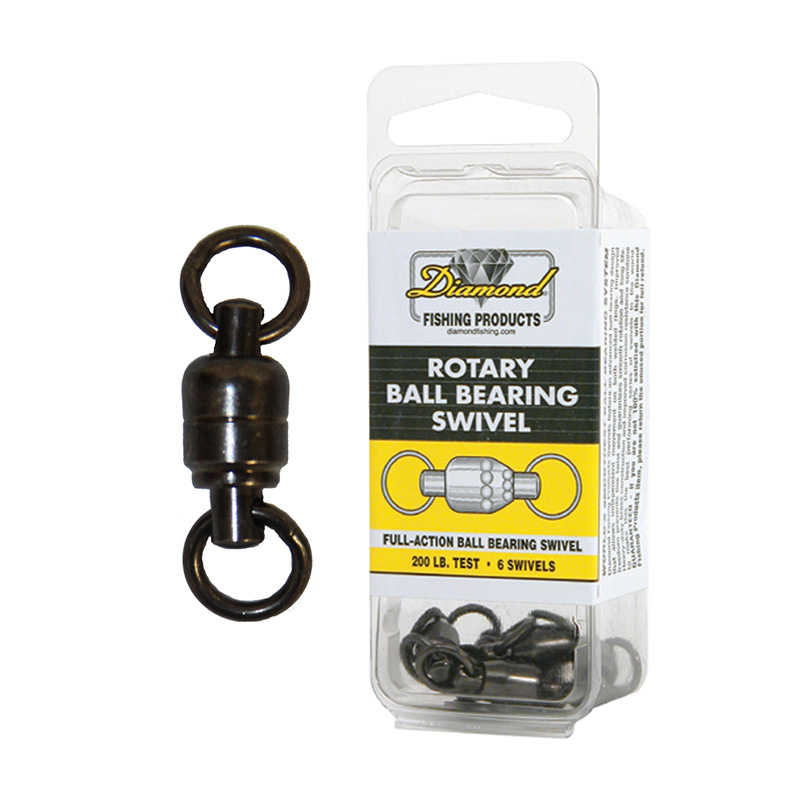DIAMOND ROTARY BALL BEARING SWIVELS