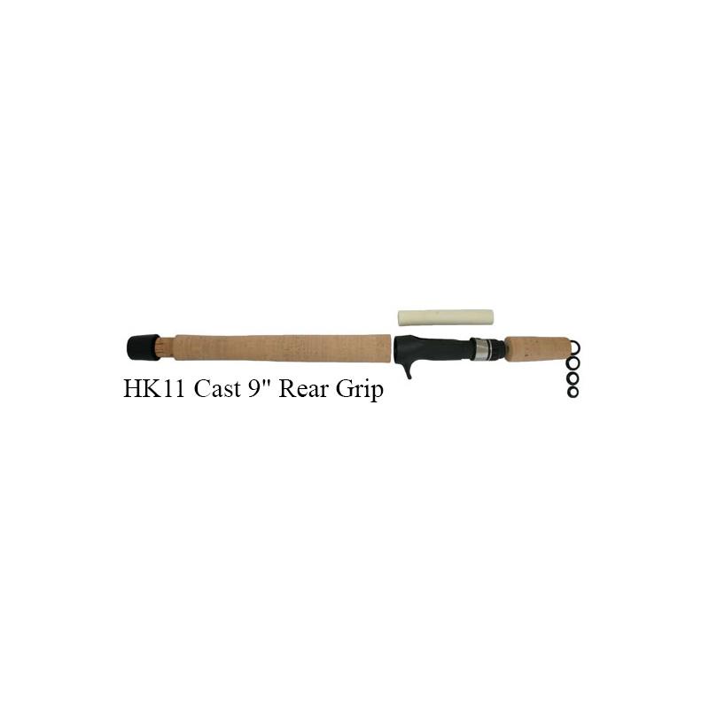 FORECAST HK11 STANDARD CASTING GRIP HANDLE KIT 9 INCH REAR GRIP