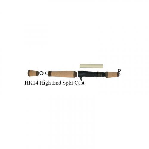 FORECAST HK14 FANCY HIGH END BASS STYLE SPLIT GRIP