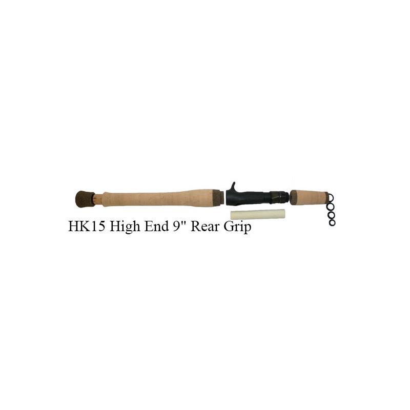FORECAST HK15 FANCY HIGH END CASTING GRIP HANDLE KIT 9 INCH REAR GRIP
