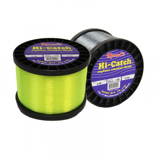 MOMOI HI-CATCH NYLON MONOFILAMENT LINE