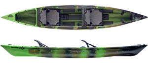 NATIVE WATERCRAFT ULTIMATE FX TANDEM LIZARD LICK