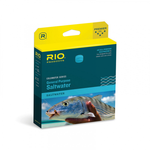 RIO GENERAL PURPOSE COLDWATER FLY LINE